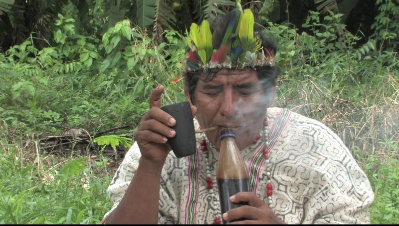 sciamanesimo amazzonico ayahuasquero