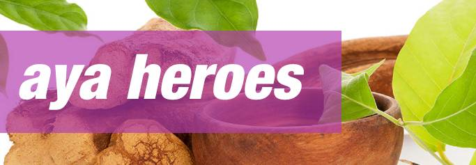 ayahuasca heroes