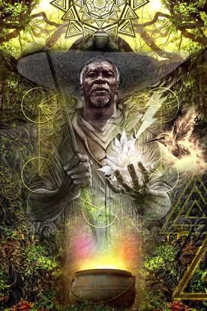 Mestre Irineu, fondatore del Santo Daime
