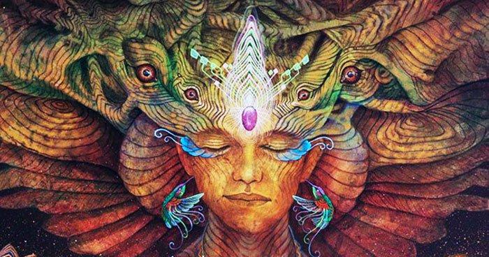 visioni sciamaniche